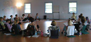 Curriculum of the Living Yoga Program, yoga teacher training school